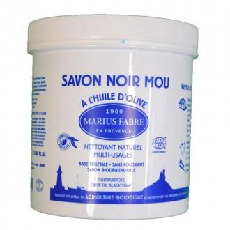 Savon noir mou ( en pâte) à l'huile d'olive 1L - My Eco House - boutique zéro déchet