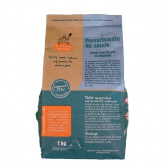 Percarbonate de soude - 1kg - My Eco House - boutique zéro déchet