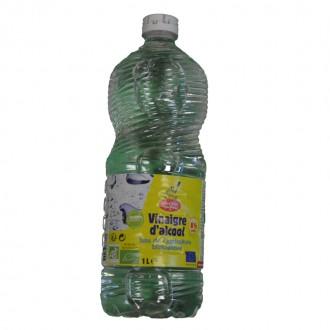 Vinaigre d'alcool Biologique 8% - 1L - My Eco House - boutique zéro déchet