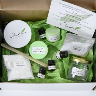 Box DIY OURIA déodorant Lemonisland- My Eco House - Haute Savoie - 74