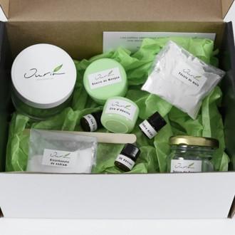 Box DIY OURIA déodorant air des cimes - My Eco House - Haute Savoie - 74