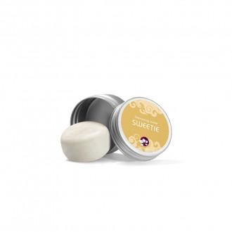 Shampoing solide Sweetie 2 en 1 - Format voyage - my eco house - boutique zéro déchet