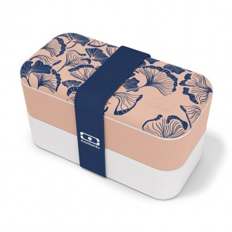 Lunch box - MB original Ginkgo 1L Made in France - My eco House 74 - Boutique zéro déchet
