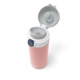Bouteille Isotherme 360ml - MB Pop Rose Flamingo - My Eco House 74 - Boutique eéro déchet