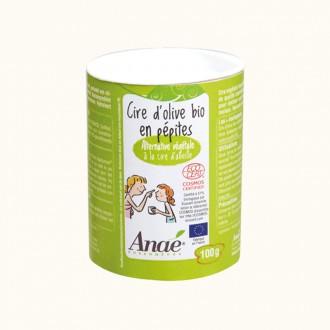 Cire d'olive bio en pépites - 100g - My eco House 74 - Boutique zéro déchet