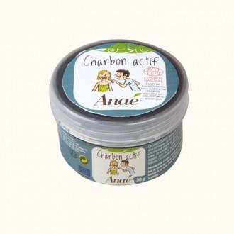 Charbon actif en poudre - 30g - My Eco House 74 - Boutique zéro déchet