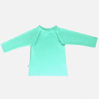 T-Shirt anti - UV - Vert Paradisio