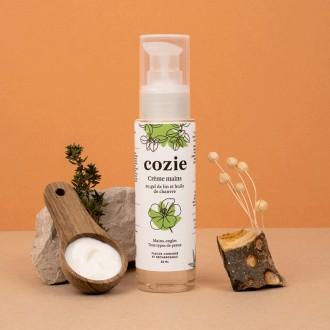 Crème main - au gel de lin et huile de chanvre - 50ml - Boutique zéro déchet 74 - My Eco House