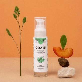 Gommage visage - à la poudre de noyau de prune - 50ml - Boutique zéro déchet 74 - My Eco House
