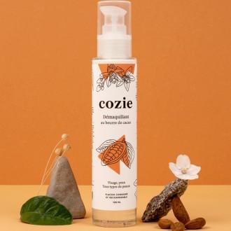 Lait démaquillant - au beurre de cacao - 100ml - Boutique zéro déchet - My Eco House