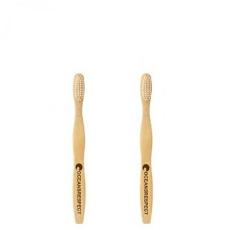 Brosse à dent en bambou - Boutique zéro déchet 74 - My Eco House