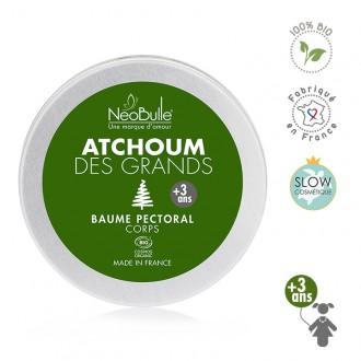 Atchoum des grands - Baume pectoral  - Boutique zéro déchet 74 - My Eco House