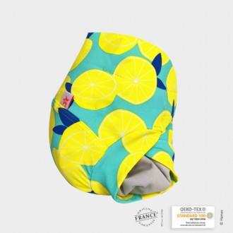 Culotte lavable T.MAC - Citronnade - Bouyqie zéro déchet 74 - My Eco House