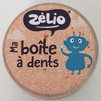 Ma boîte à dents en bois de hêtre