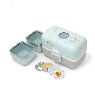 Bento des enfants - MB Tresor Petit Prince - boutique zéro déchet 74 - My Eco House