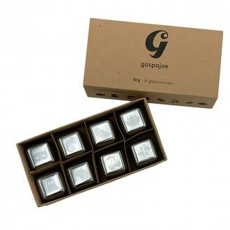 8 Glaçon en inox - Icy