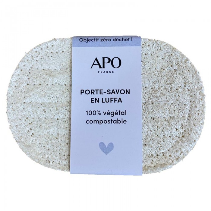 APO - Porte savon en Luffa - My Eco House - Haute savoie - La roche sur foron - 74