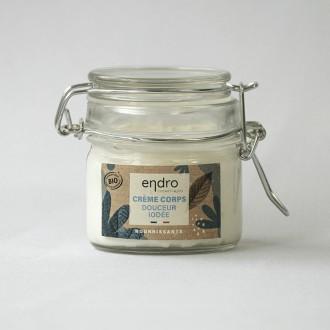 Crème corps nourissante - Douceur iodée - 100ml - Boutique zéro déchet 74 - My Eco House
