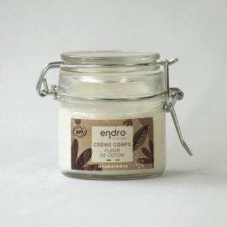 Crème corps hydratant - Fleur de coton - 100ml - Boutique zéro déchet 74 - My Eco House