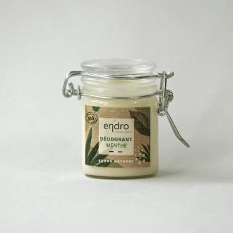 Déodorant - Menthe - 50ml (avec HE) - Boutique zéro déchet 74 - My Eco House