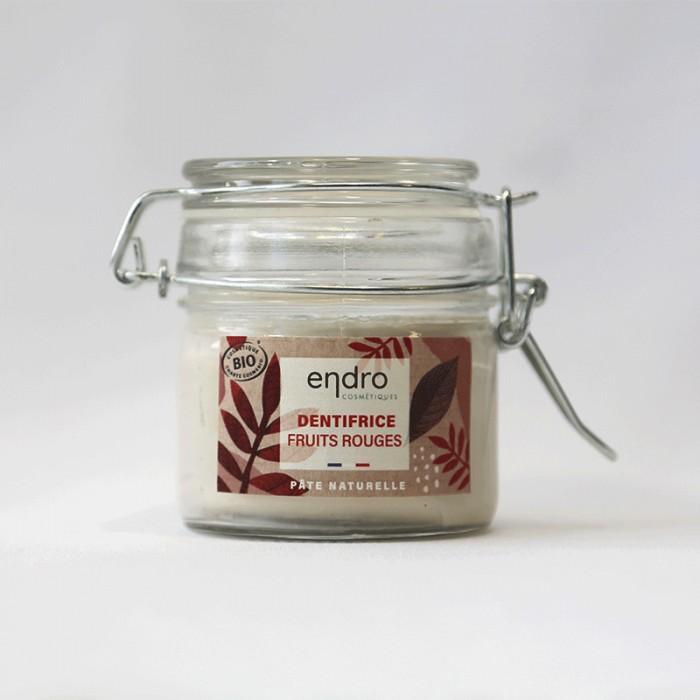 Dentifrice bio - Fruits rouges - Boutique zéro déchet 74 - My Eco House