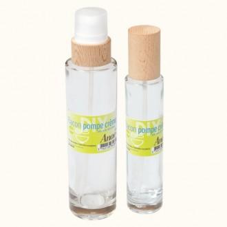 Flacon Pompe Crème - 100 Ml