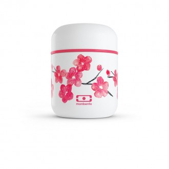 Lunch box Isotherme - MB Capsule Blossom - 280Ml - Boutique zéro déchet 74 - My eco House