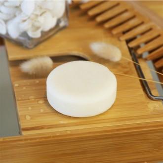 Après shampoing solide - Grève blanche  - Boutique zéro déchet 74 - My Eco House