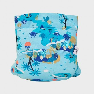 Couche lavabe HAMAC -Iles imaginaires - Boutique zéro déchet 74 - My Eco House