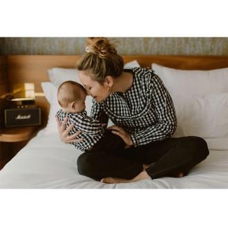 Blouse allaitement - Mama Vis.Chill - coton biologique - boutique zéro déchet - Epicerie vrac - My Eco House 74