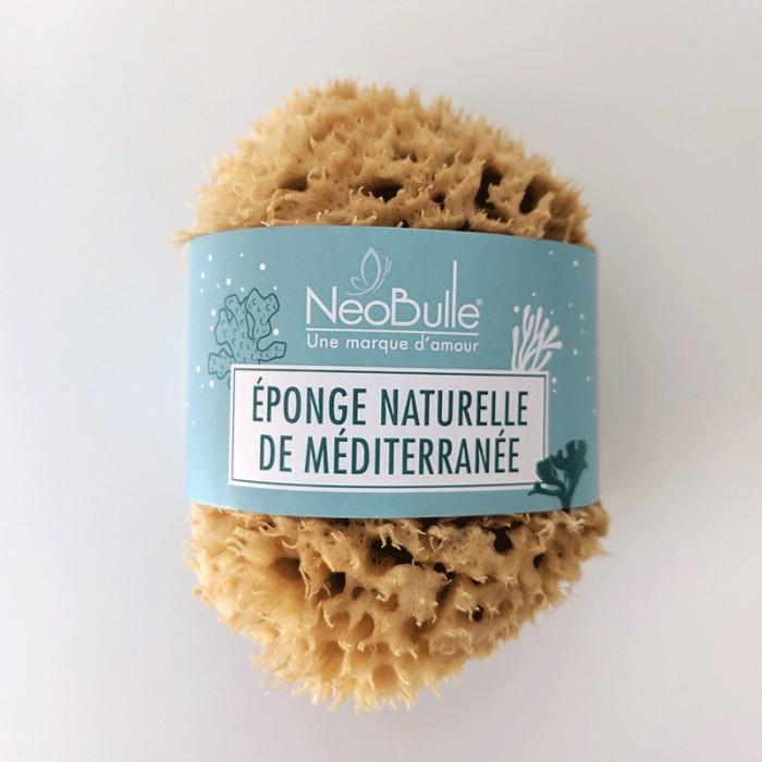 Eponge naturelles mer Méditerannée-Boutique zéro déchet 74 - Epicerie de vrac My Eco House