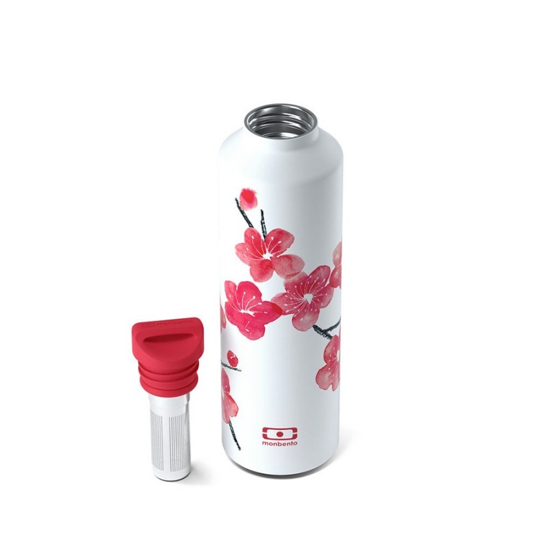 Bouteille Isotherme 50cl - MB Steel Blossom