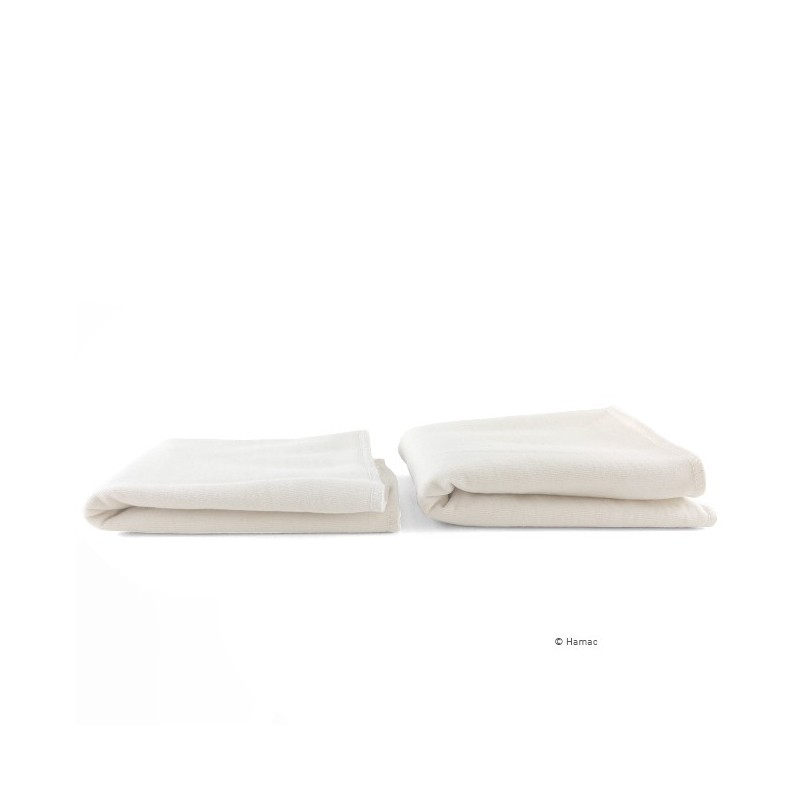 2 Absorbants lavables en coton biologique - HAMAC - My Eco House