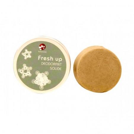 Déodorant solide Fresh Up - Boite métal rechangeable - Pachamamai - My Eco House