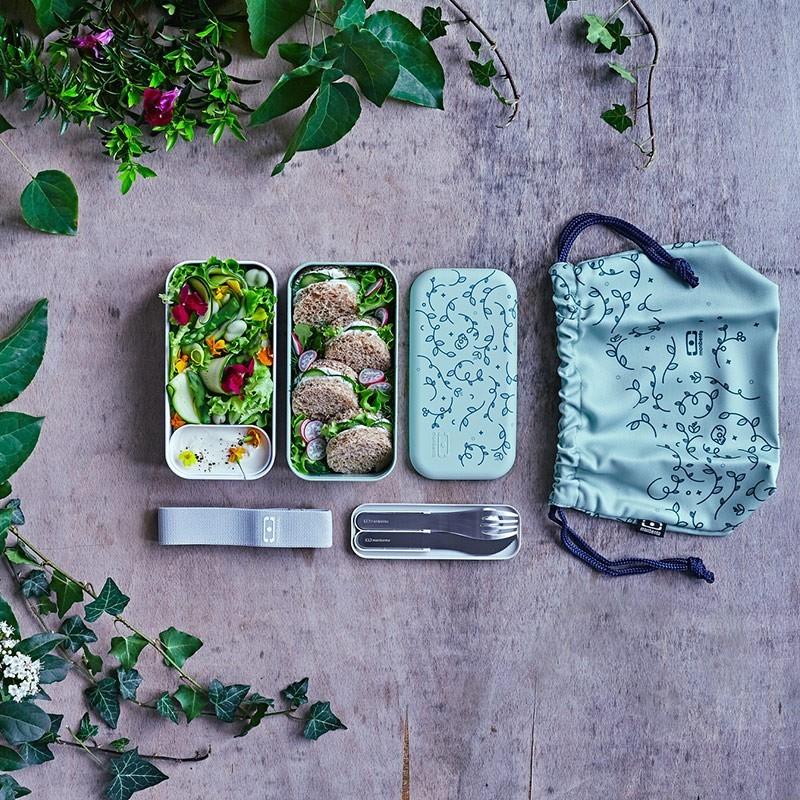 Sac Bento - MB Pochette English Garden - MONBENTO - My Eco House
