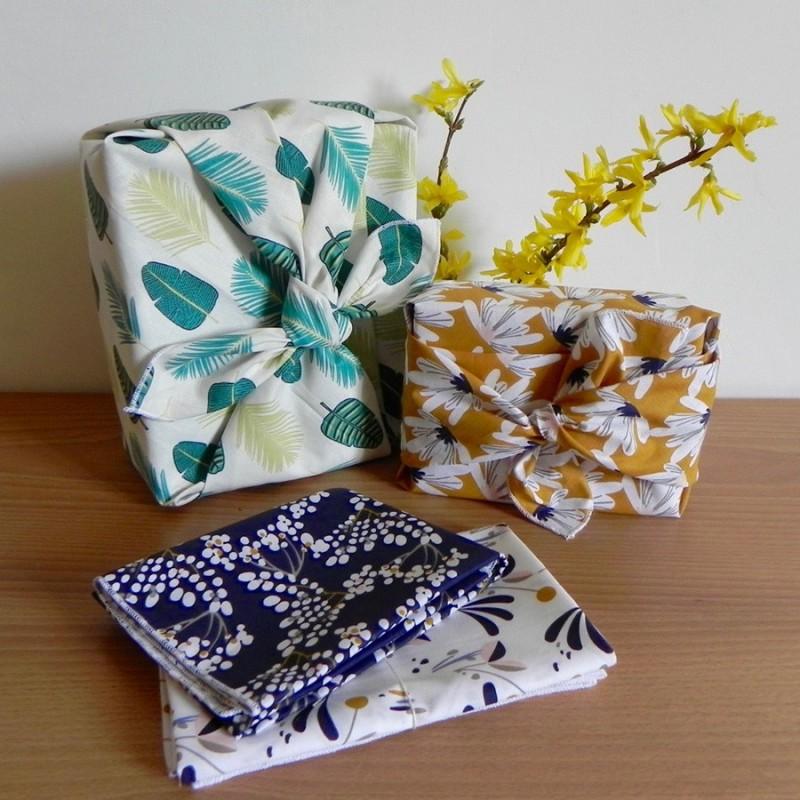 Furoshiki - Emballage cadeaux réutilisable