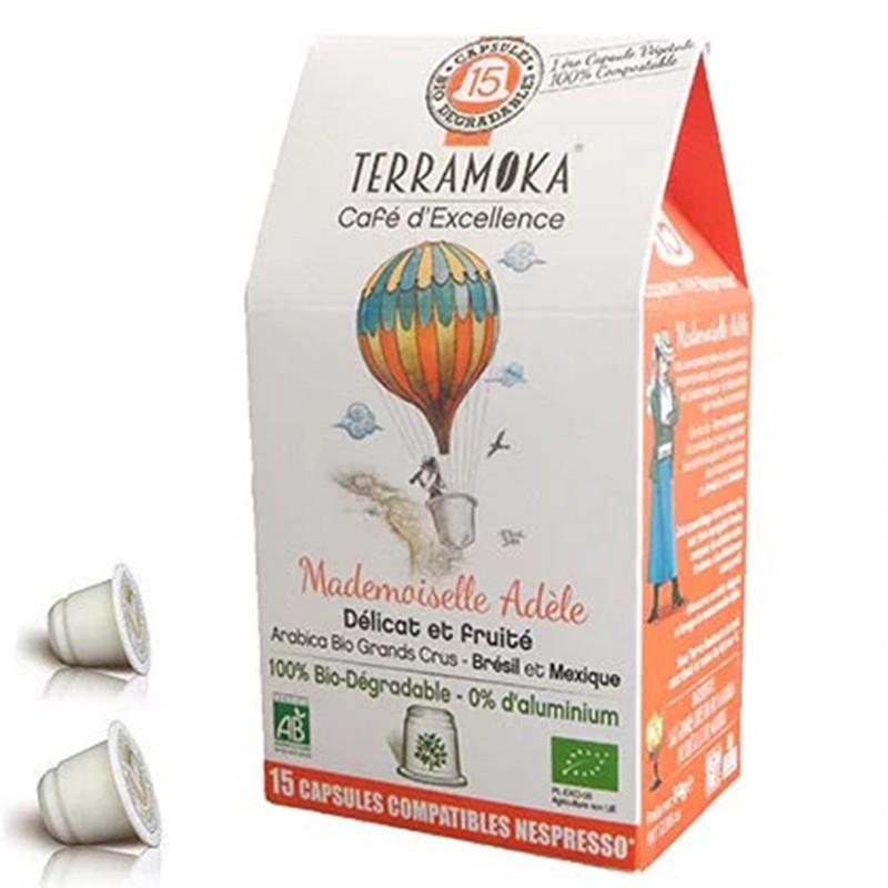 15 capsules biodégradables -...