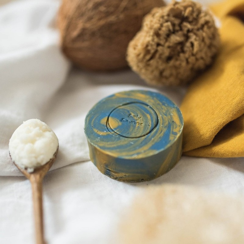 Savon beurre de mangue - sans huiles essentielles