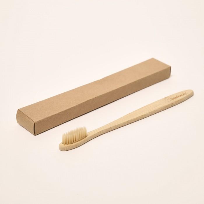 Bosse à dents en bambou - Poils naturels- My Eco House