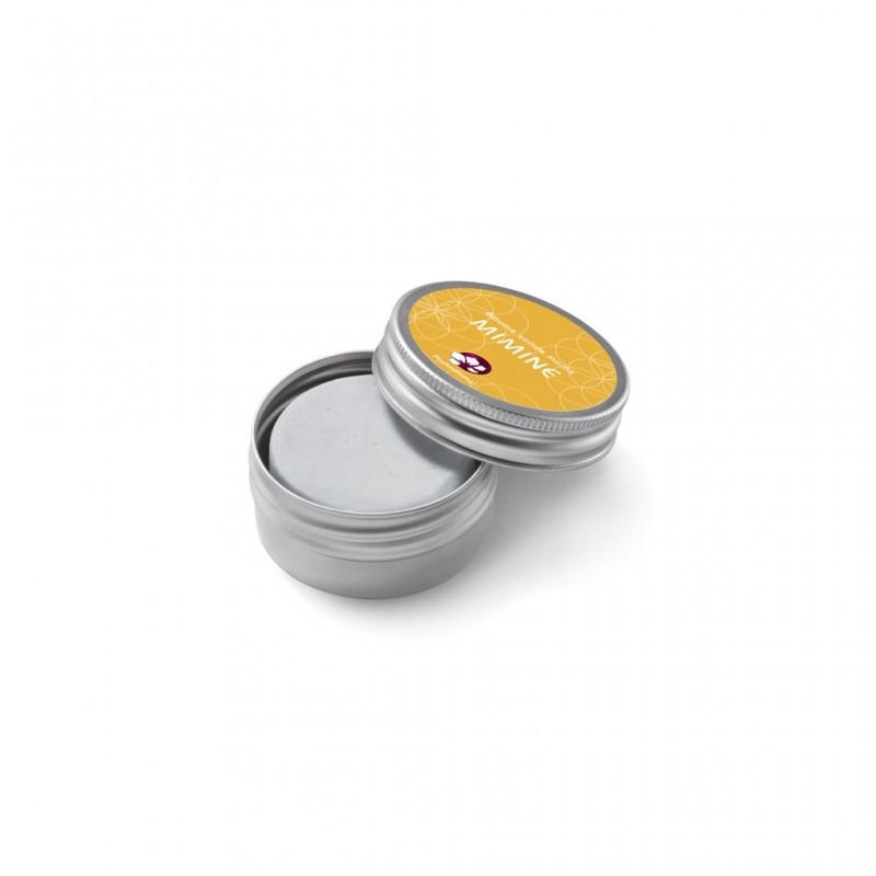 MIMINE - Baume solide pour les mains  - Boîte métal - My Eco House - Pachamamai