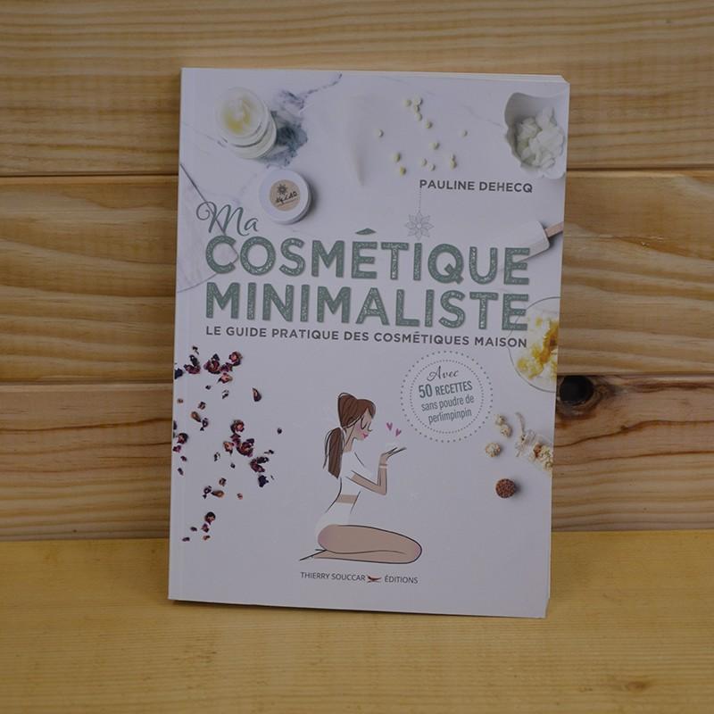 Livre Ma cosmétique minimaliste
