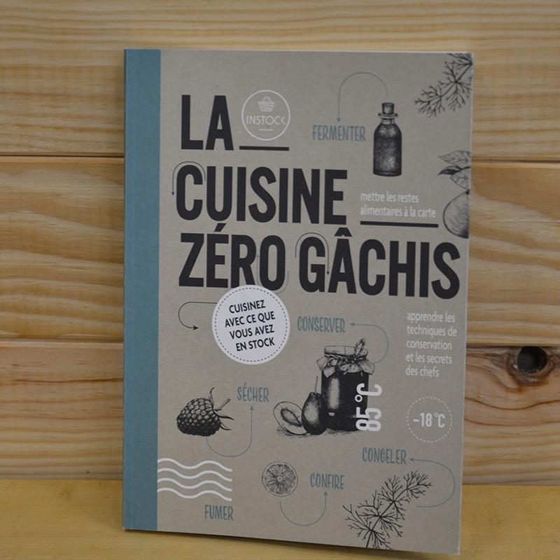 Livre La cuisine zéro gâchis
