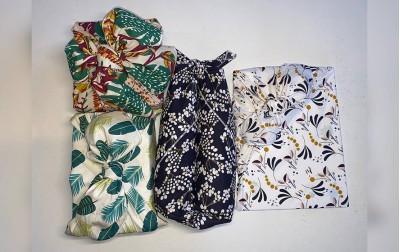Emballez vos cadeaux en mode zéro déchet avec le FUROSHIKI